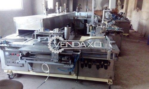 Korea Make Disposable Syringe Needle Assembly Machine - 55000 Pieces