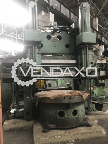 WMW Vertical Turret Lathe Machine