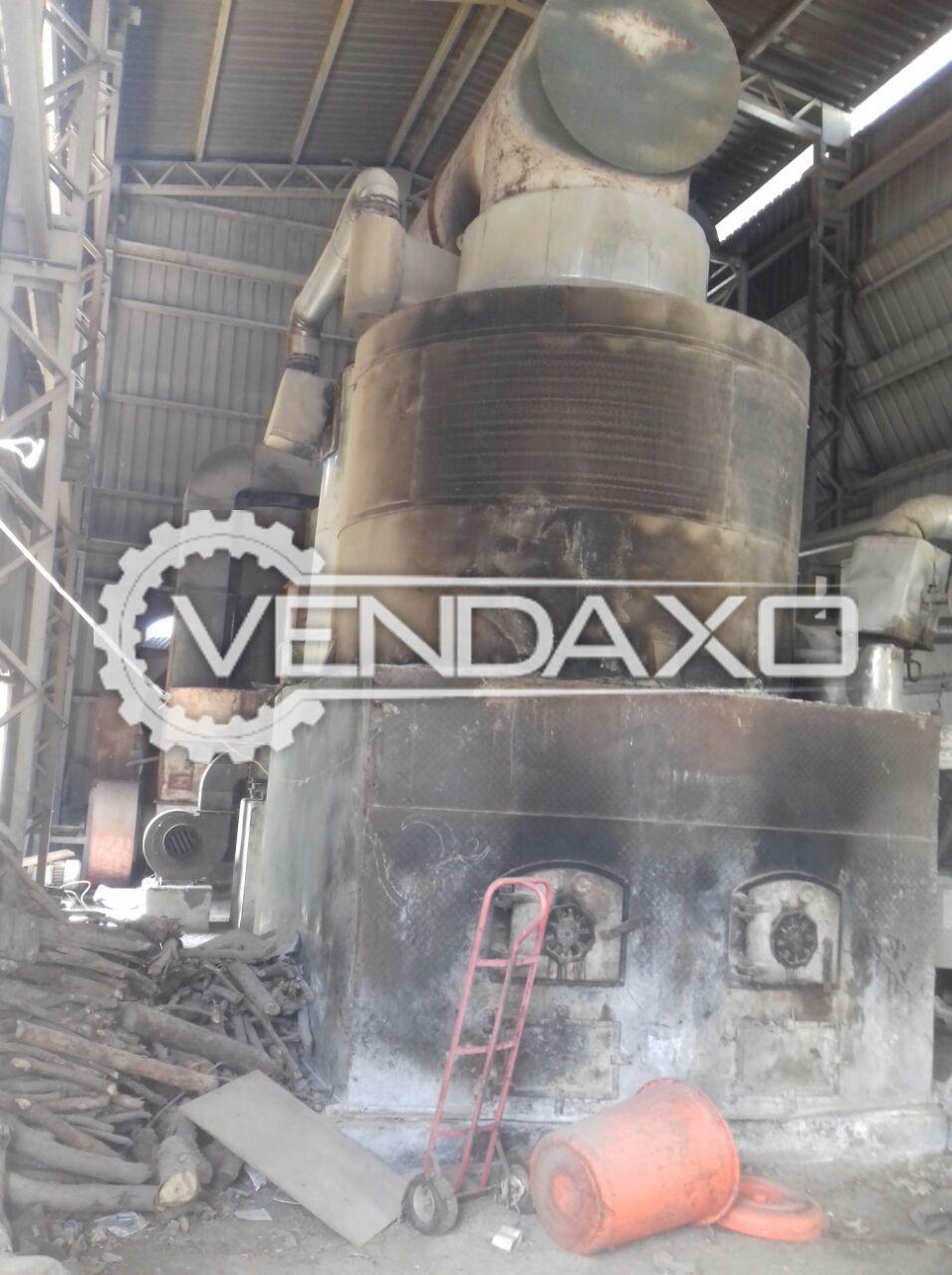 J.G.Thermal JGWT-2000 Boiler 20 Lakh Kcal/Hr