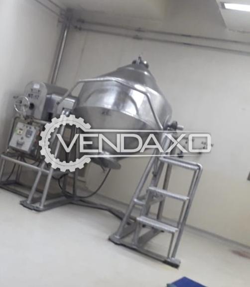Cone Blender - 300 Kg