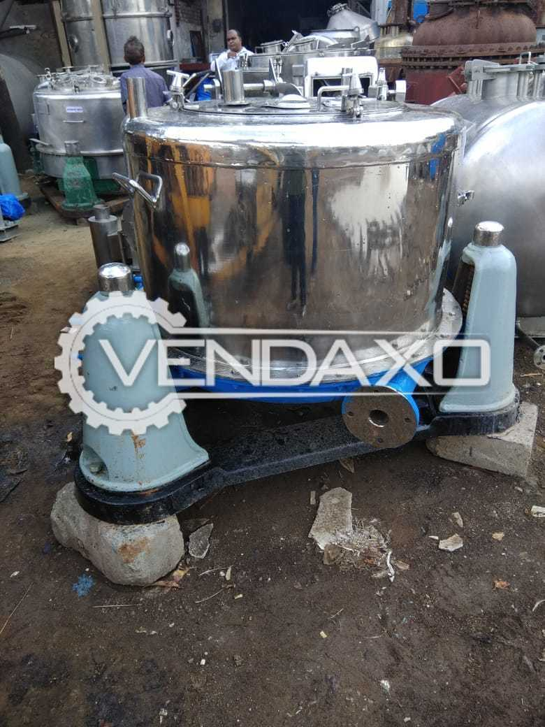 Used Centrifuge Filter Press for Sale | Buy or Sell Used Centrifuge