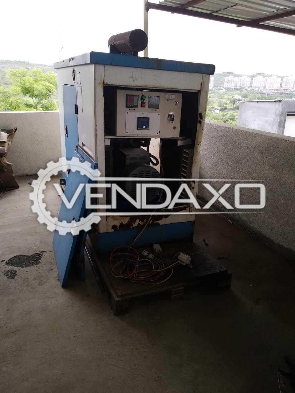 OJUS OL/OD Type Diesel Generator - 25 Kva, 2012 Model