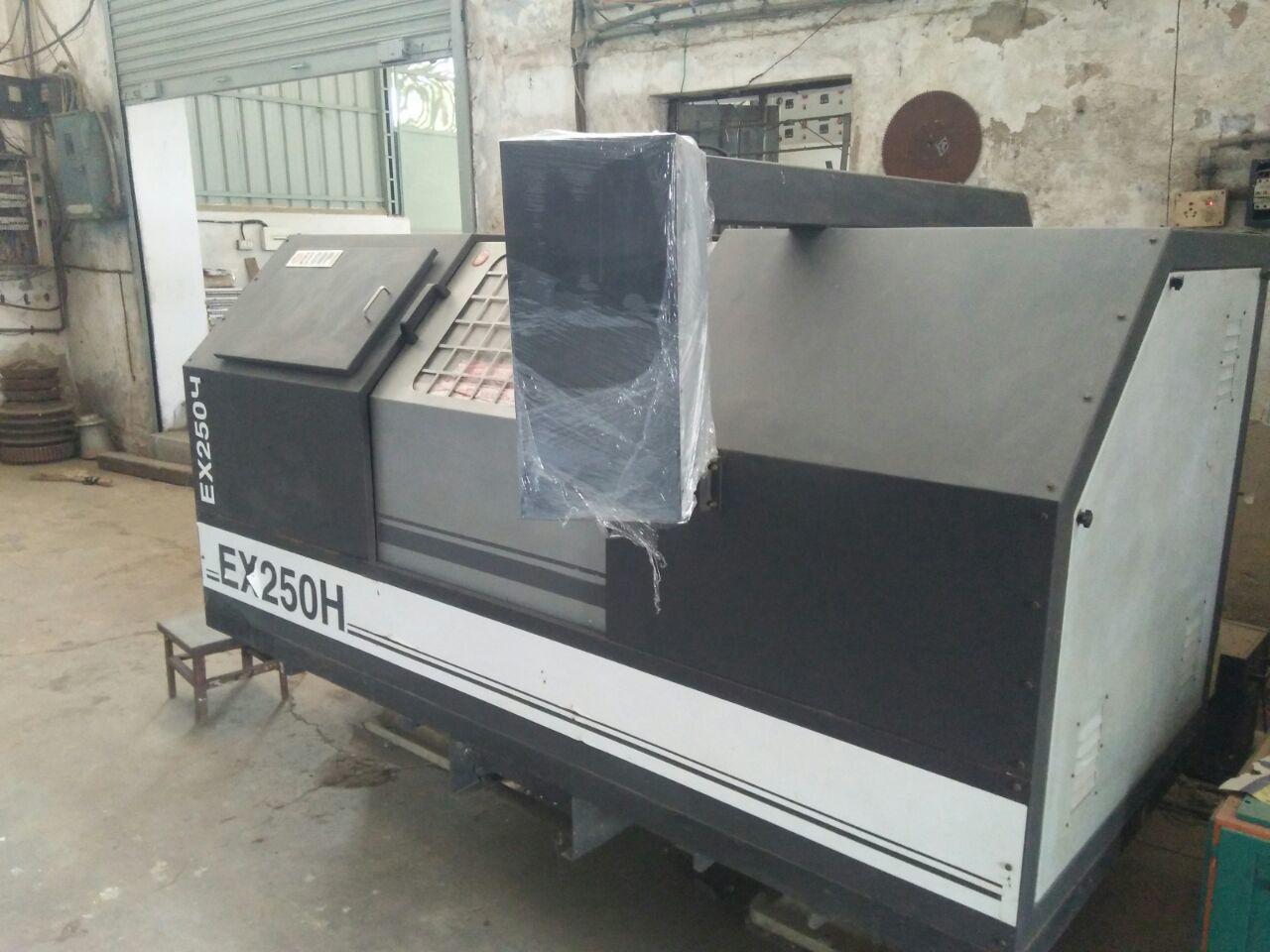 Cnc lathe machine 1