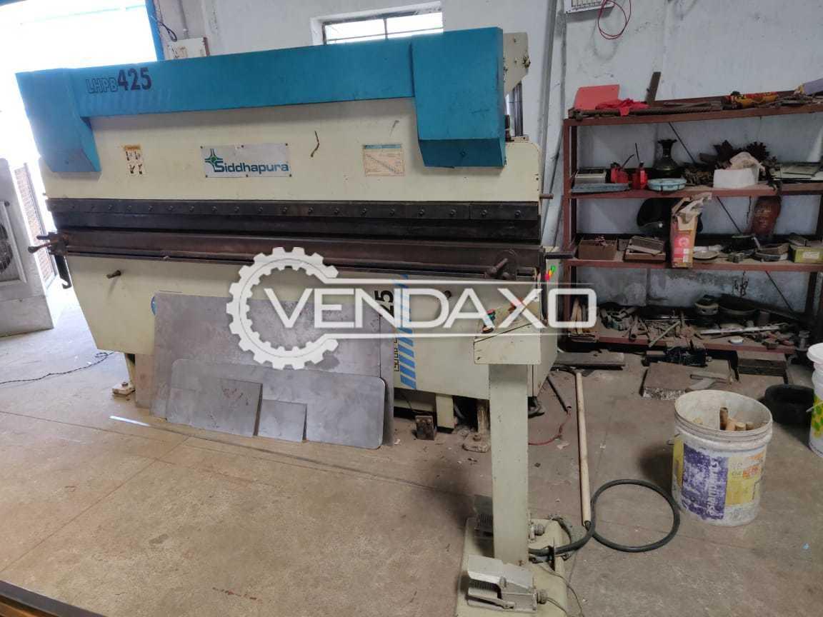 Siddhapura Make Mechanical Shearing Machine - 8 Feet x 4 mm