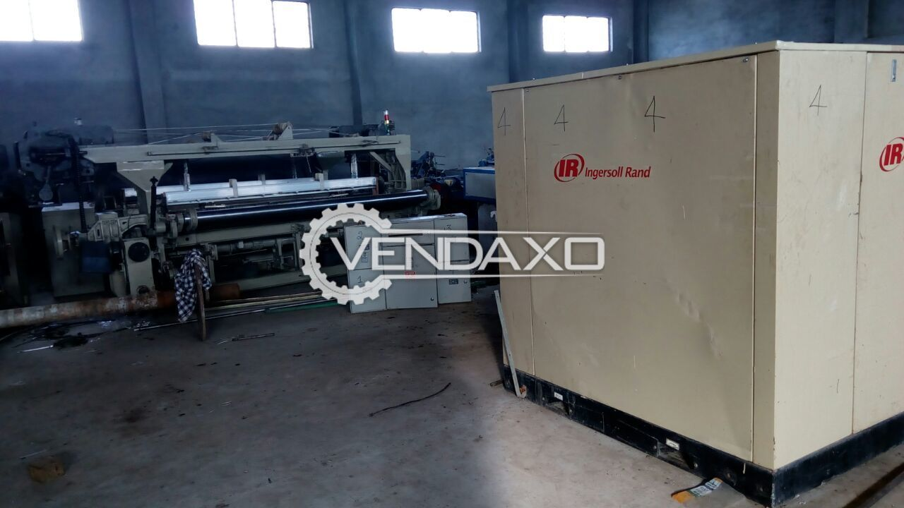 Ingersoll Rand Rotary Screw Compressor - 55 KW