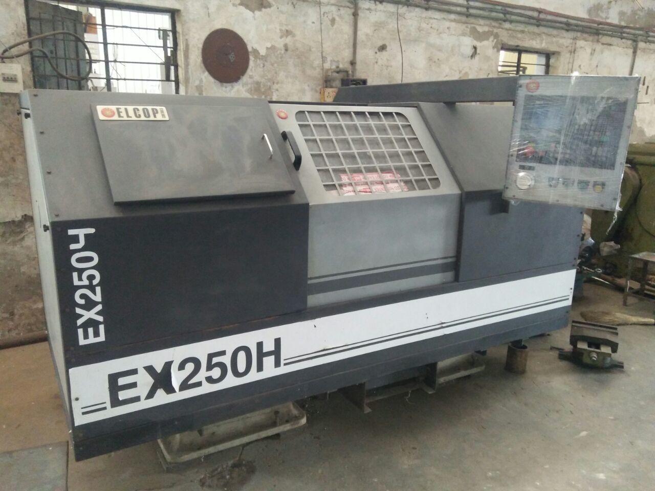 Cnc lathe machine 2