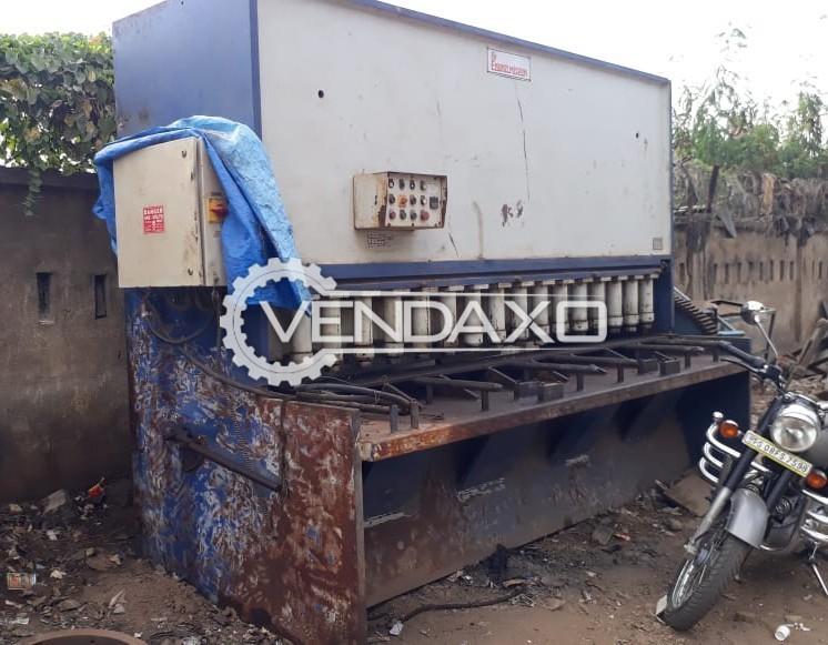 Energy Make Hydraulic Shearing Machine - 3 meter x 20 mm