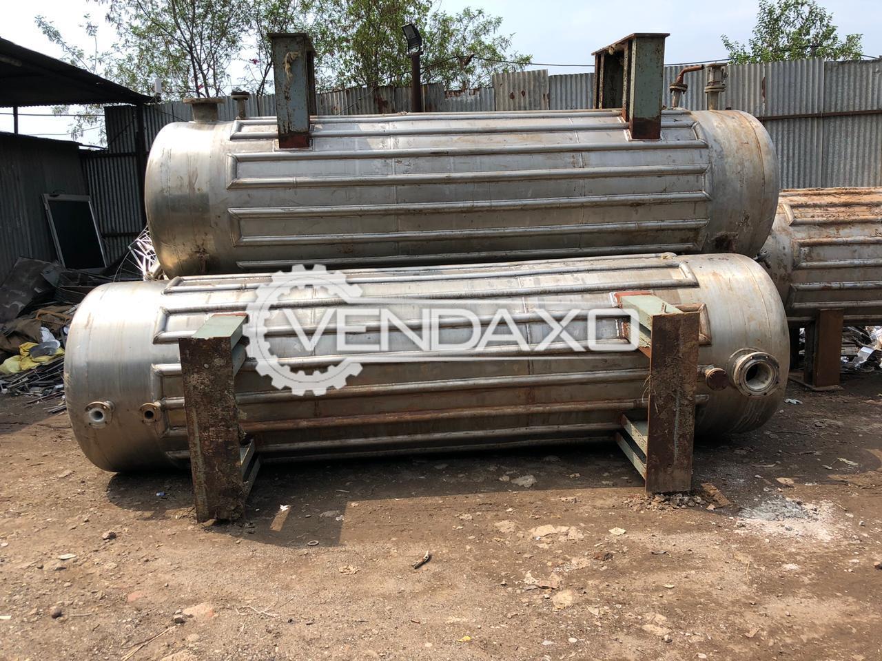 Indian Make 316 Storage Tank - 5 KL
