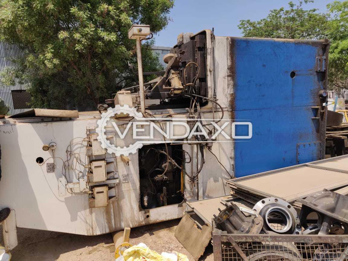 Indian Make Vertical Broaching Machine - 20 Ton