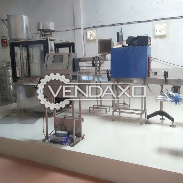 Available For Sale RO Plant, Filling Machine, Compressor, Chiller, Lab Items, Auto Drop Blowing Machine