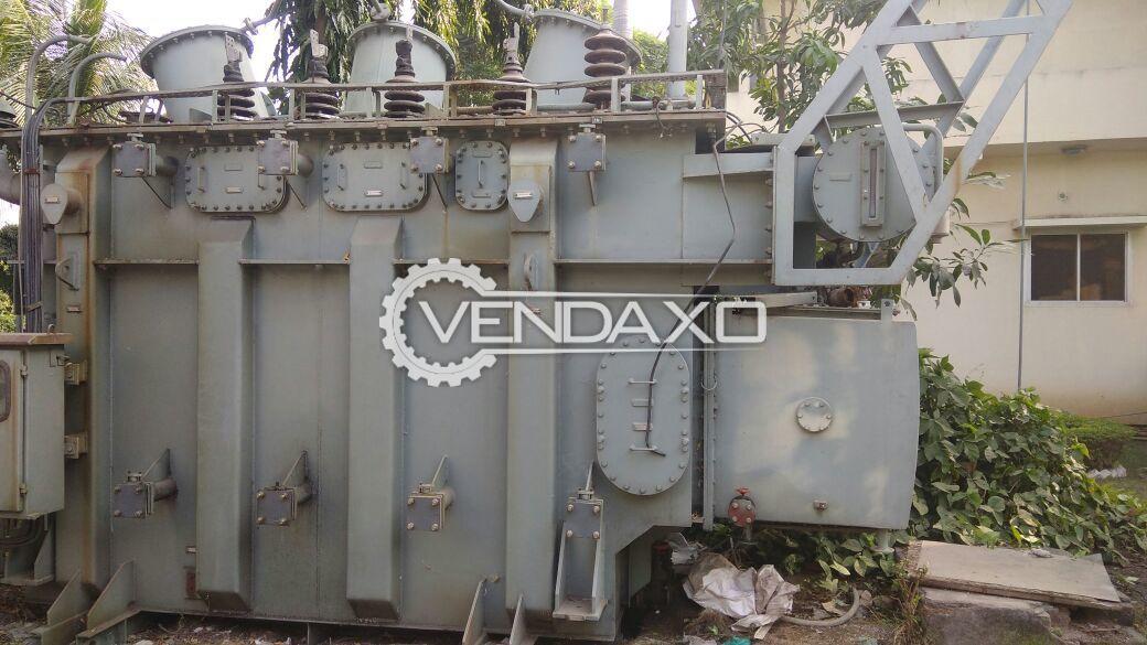 Schneider Transformer - 12.5 MVA