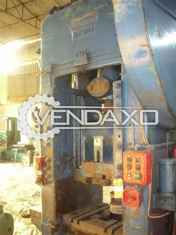 Cleveland 11F-110T Power Press Machine - 110 Ton