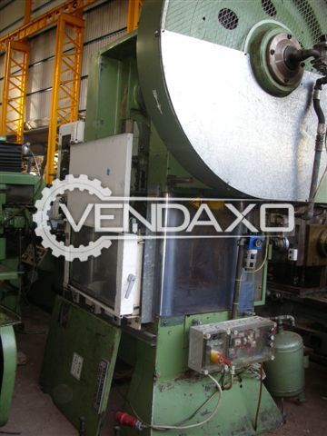Haulick HPV140 Power Press Machine - 140 Ton