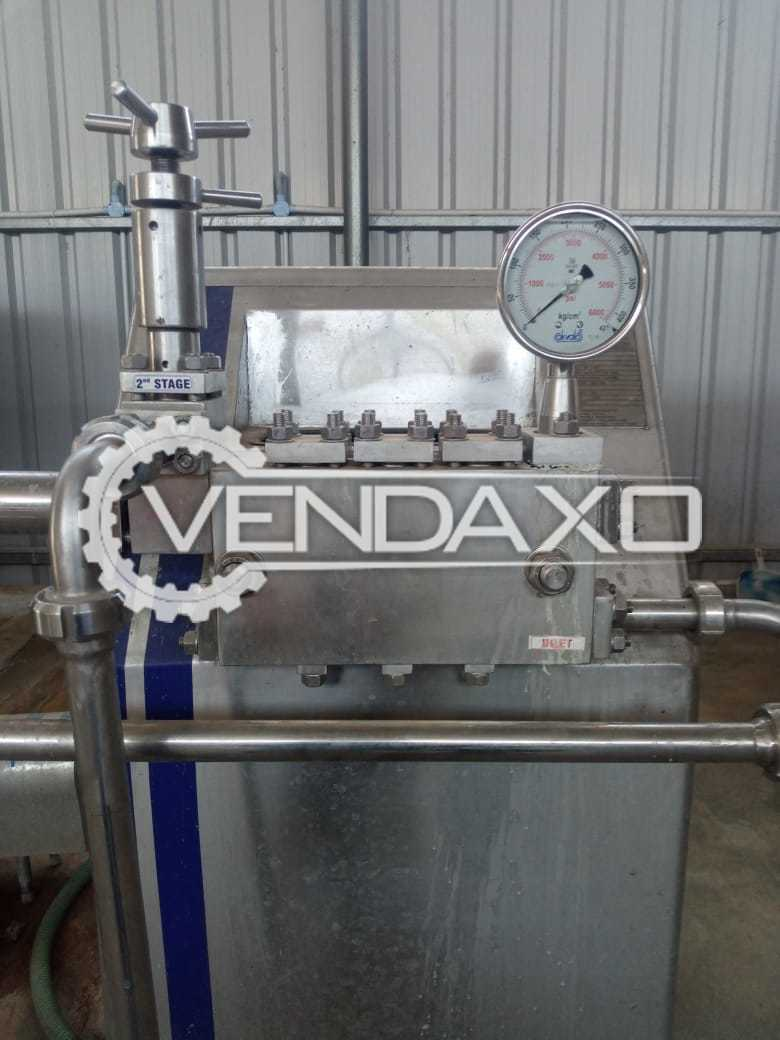 Used Dairy Milk Processing Plant for Sale | Buy or Sell Used