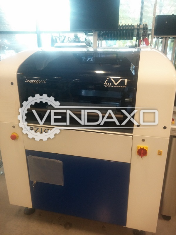 SMT Printer and Dispenser Speedprint Technology SP710avi