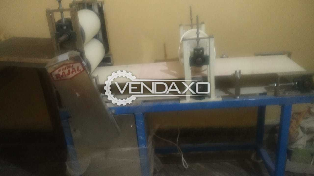 Chapati Making Machine - 800 to 1000 Roti Per Hour