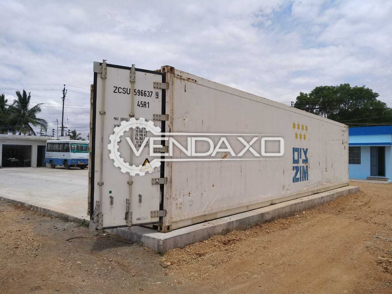Available For Sale Thermal Shielding Wall - 40 Feet