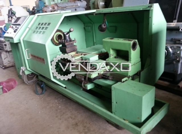 Kirloskar Bombay CNC Lathe Machine - Admit Between Center : 1000mm