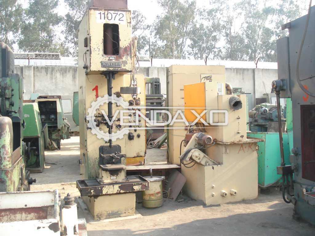Kadia Make Honning Machine - Honning Length : 500mm