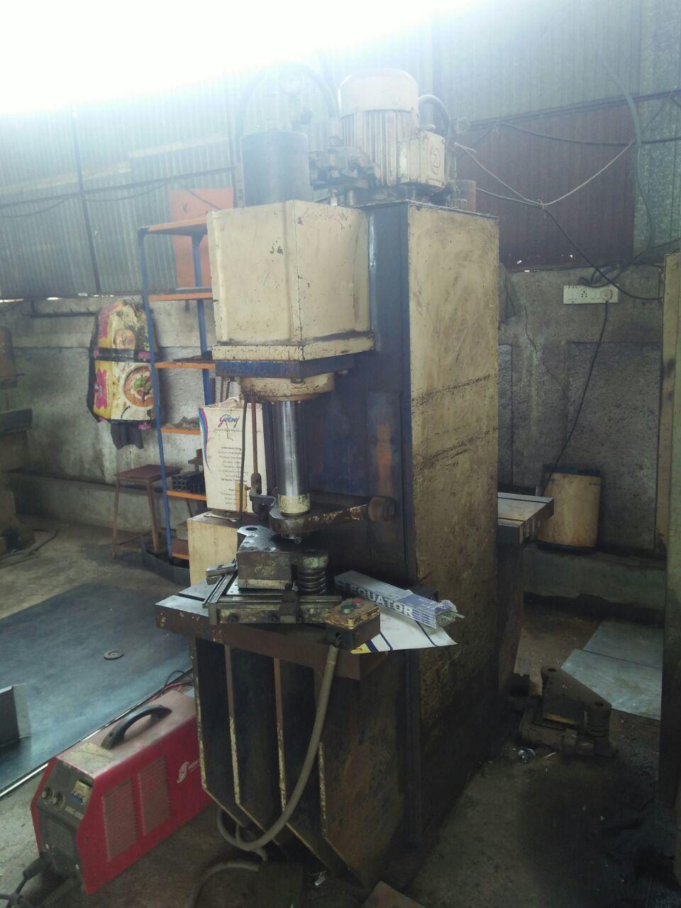 Hydrolic press 2