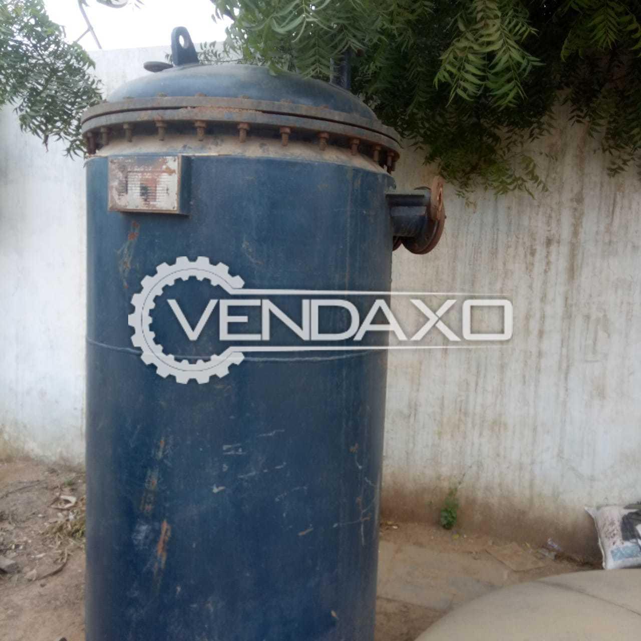 Indian Make Storage Tank - 1 KL