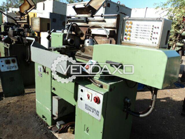 Schaublin 102 CNC Lathe Machine - Between Center - 300 mm