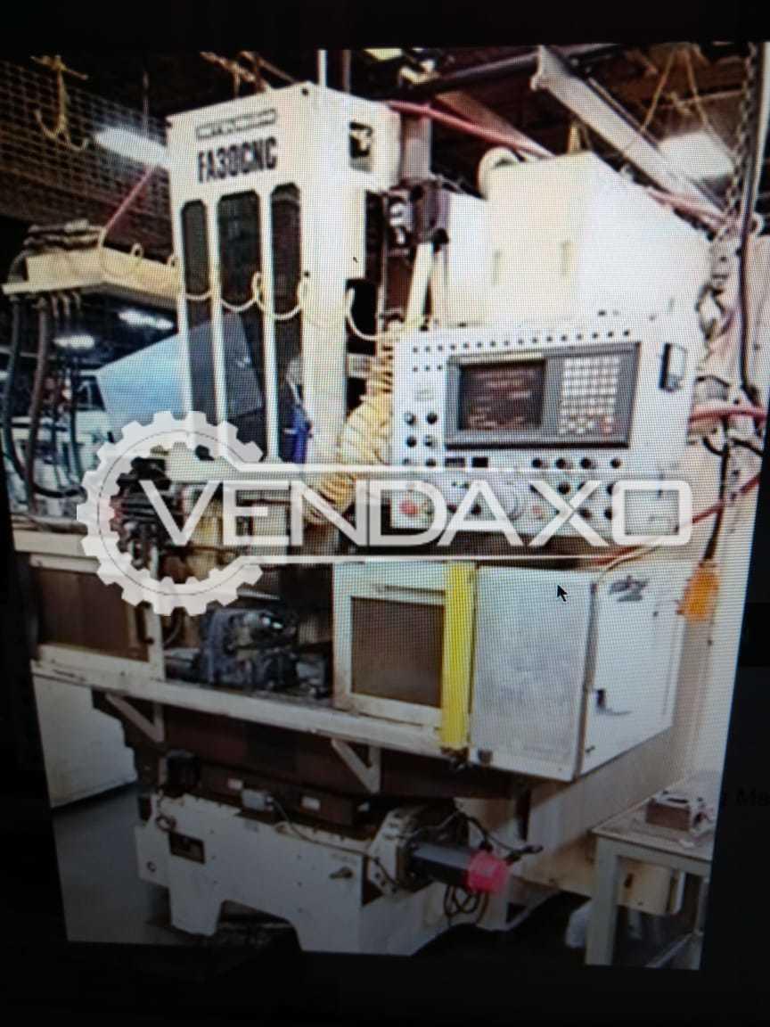 Mitsubishi FA-30 CNC Gear Shaving Machine - Max.Gear Diameter : 350 mm