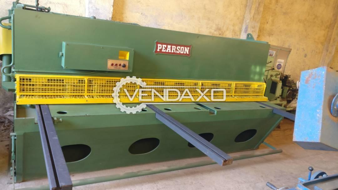 Pearson Make Shearing Machine - 3 meter x 10mm