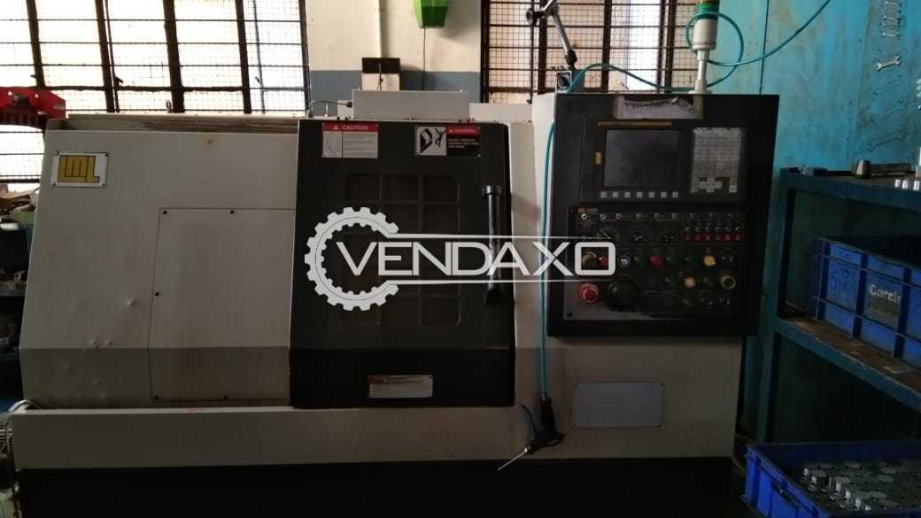 Lokesh TL-20 CNC Turning Center - Chuck Diameter : 200 mm, 2016 model