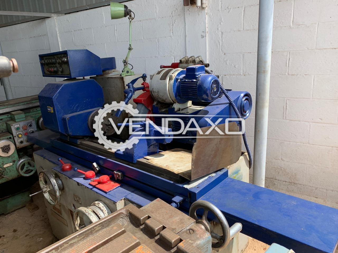 TMT Make Cylindrical Grinding Machine - Length : 600mm