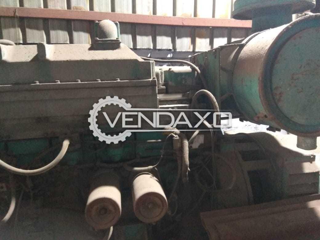 Open Diesel Generator - 500 Kva