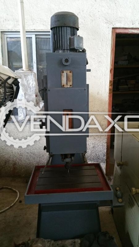 Infratirea MFIV 16 Tapping Machine - 16 mm