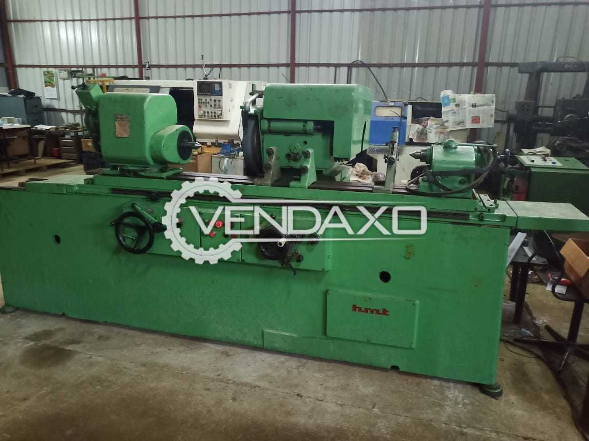 HMT Cylindrical Grinding Machine - Grinding Length - 1.2 Meter