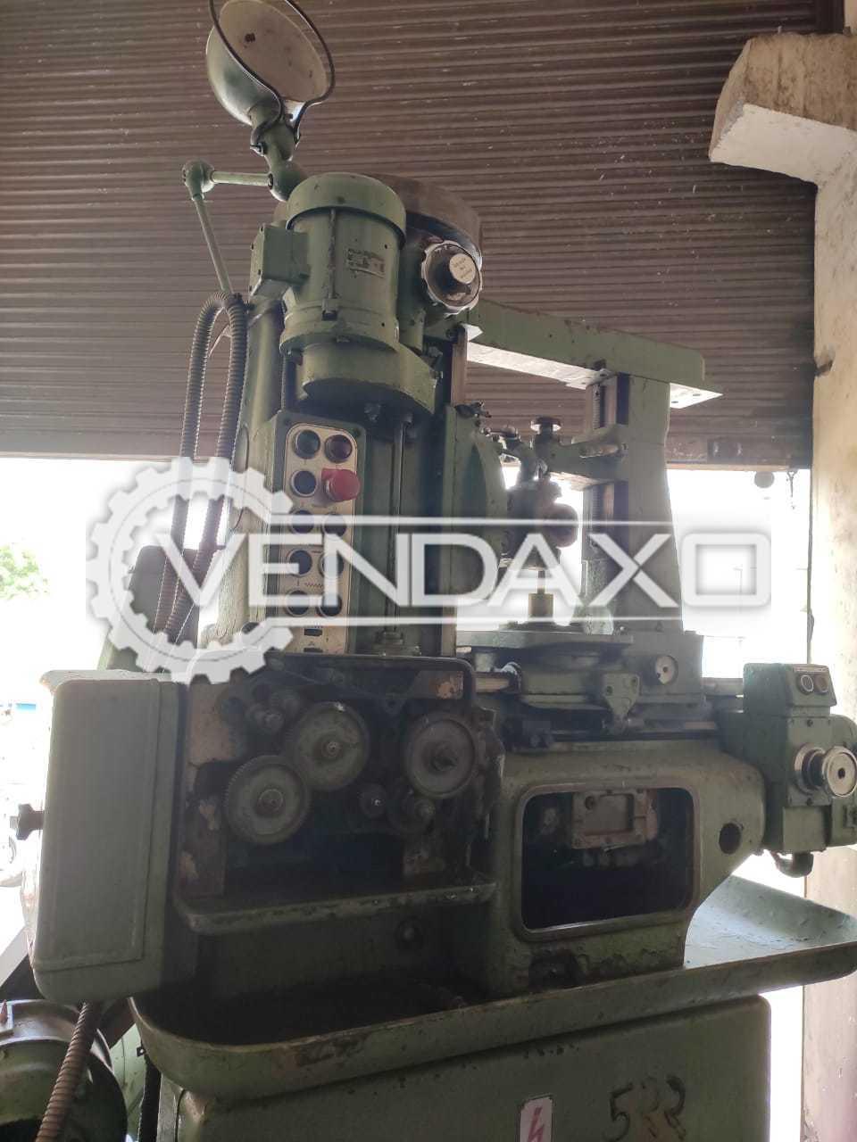 Pfauter Gear Hobbing Machine - Diameter - 500 mm