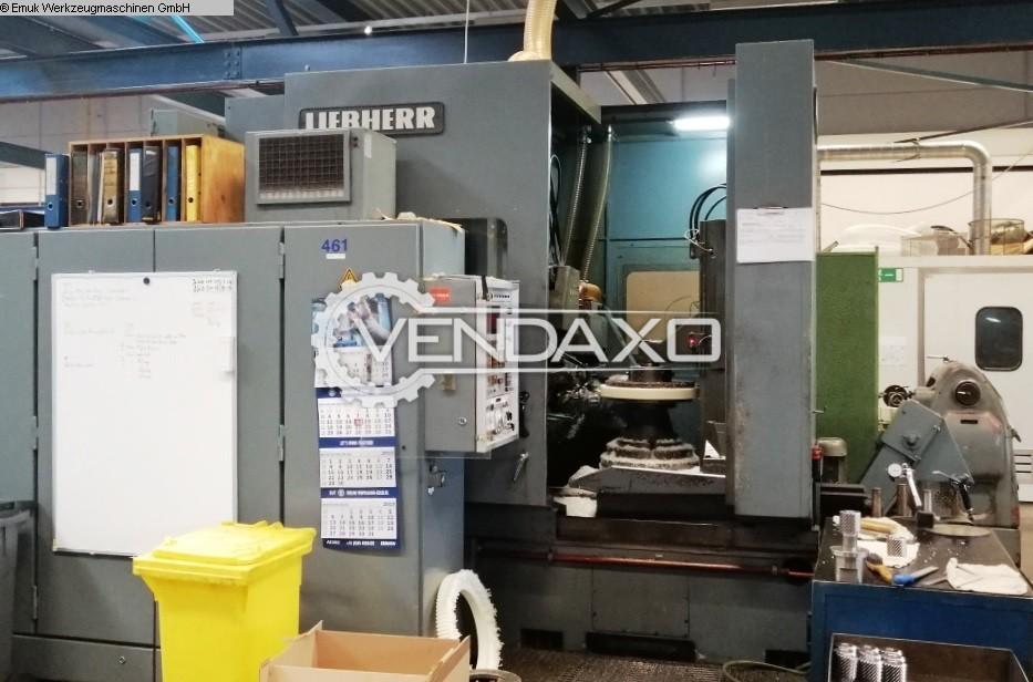 Liebherr LC 502 CNC Gear Hobbing Machine - Gear Diameter - 500 mm