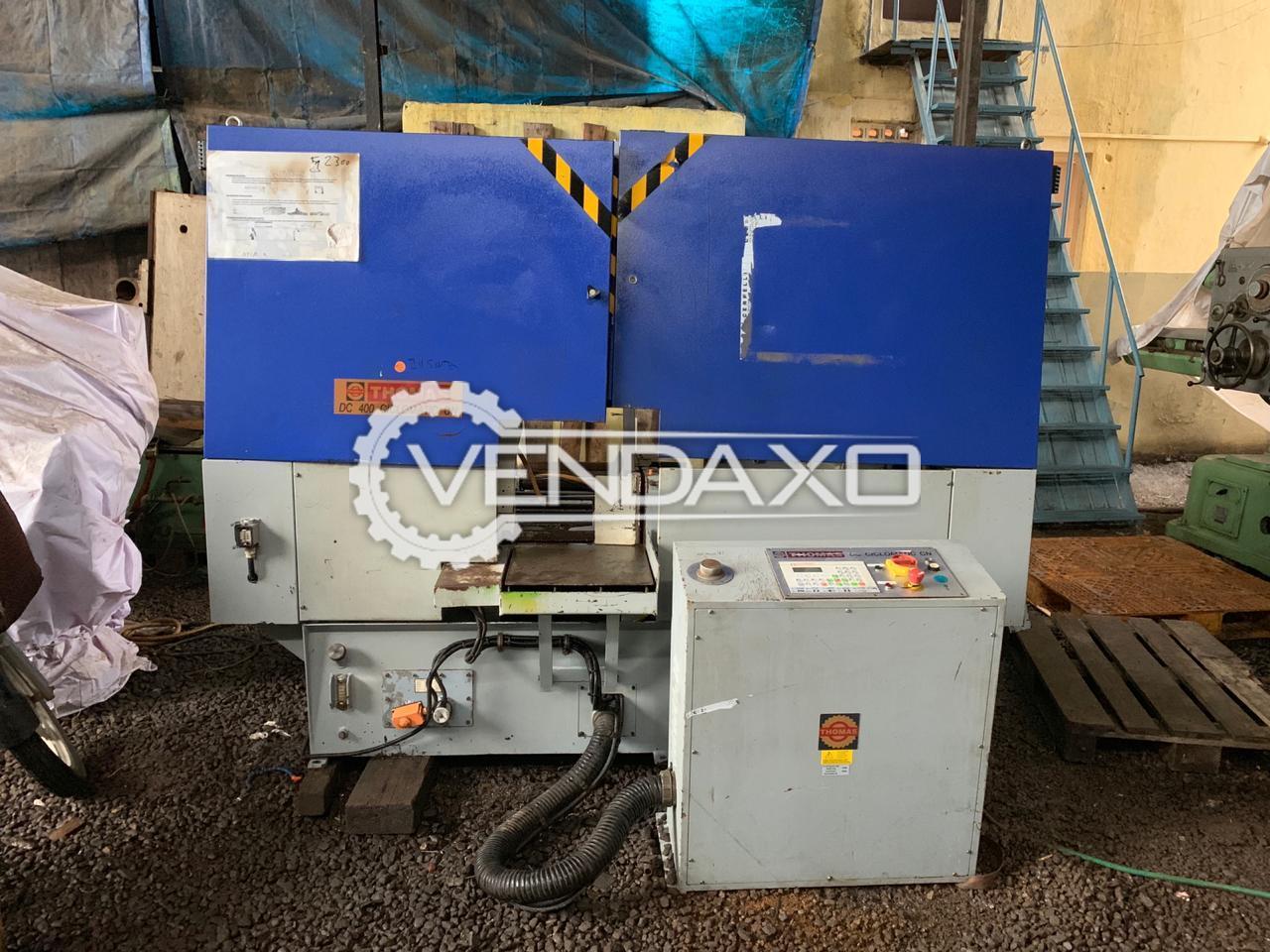 Thomas Make Bandsaw Machine - 450 mm