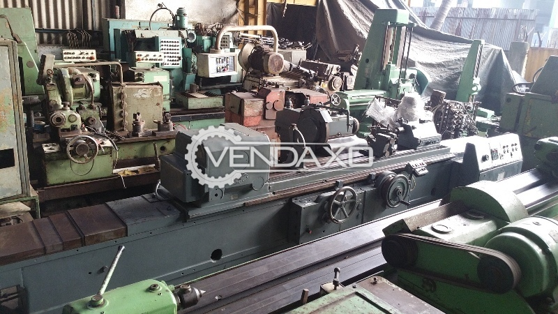 Herkules Make External Cylindrical Grinding Machine - Centre Height : 200mm