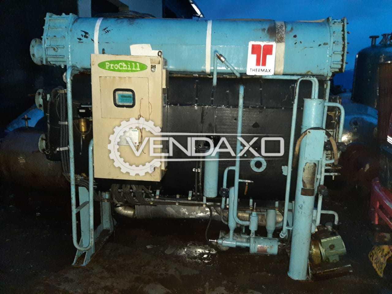Thermax Z2120 Vapor Absorption Machine - Heating - 161.6 KW
