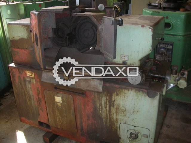 TOS BBJ6 Centerless Grinding Machine - Max.Grinding Length : 300mm