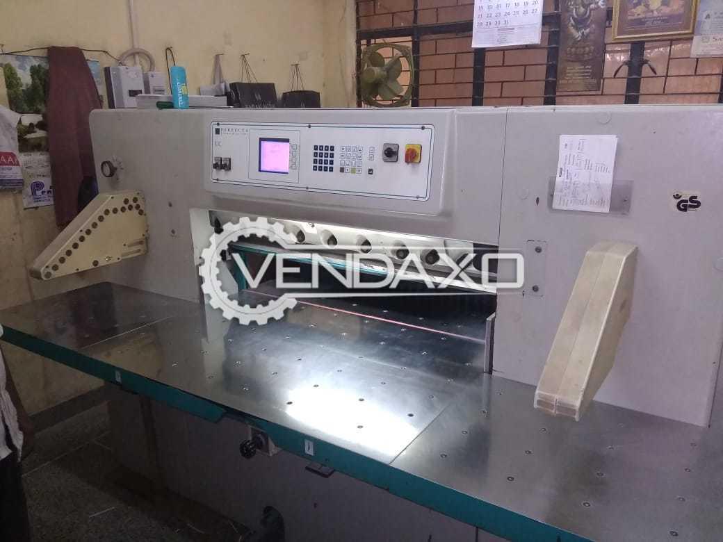 Perfecta 115 UC Paper Cutting Machine - Size - 45 Inch