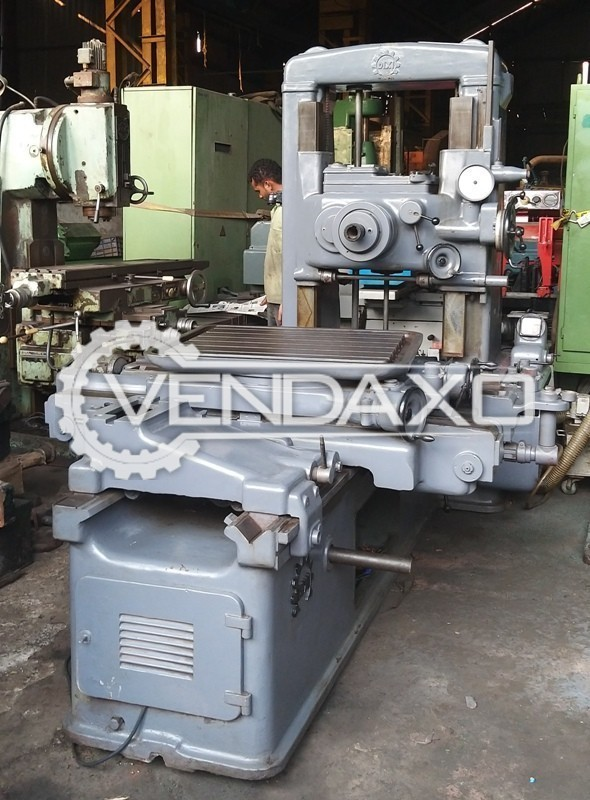 DIXI A60 Jig Boring Machine - Table Size : 600mm X 700mm