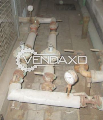 Available For Sale VANAZ Make Gas Train - 2015 Model