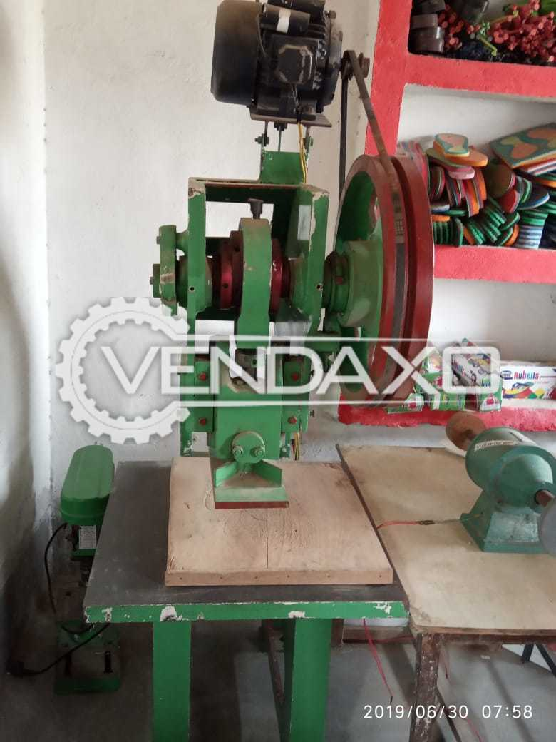 Indian Make Press Machine - 15 Ton