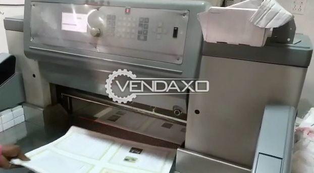 Polar Paper Cutting Machine - Size - 28 Inch