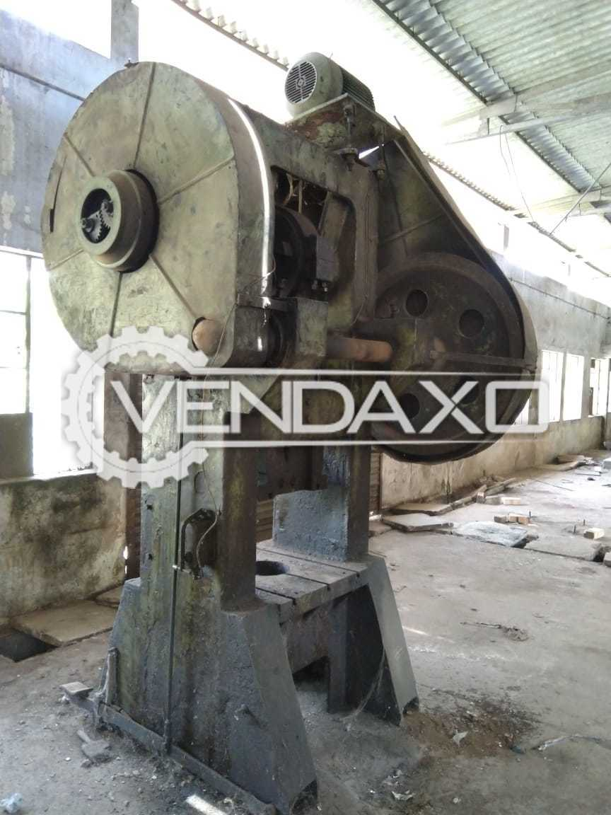 Mankoo Make Press Machine - 150 Ton