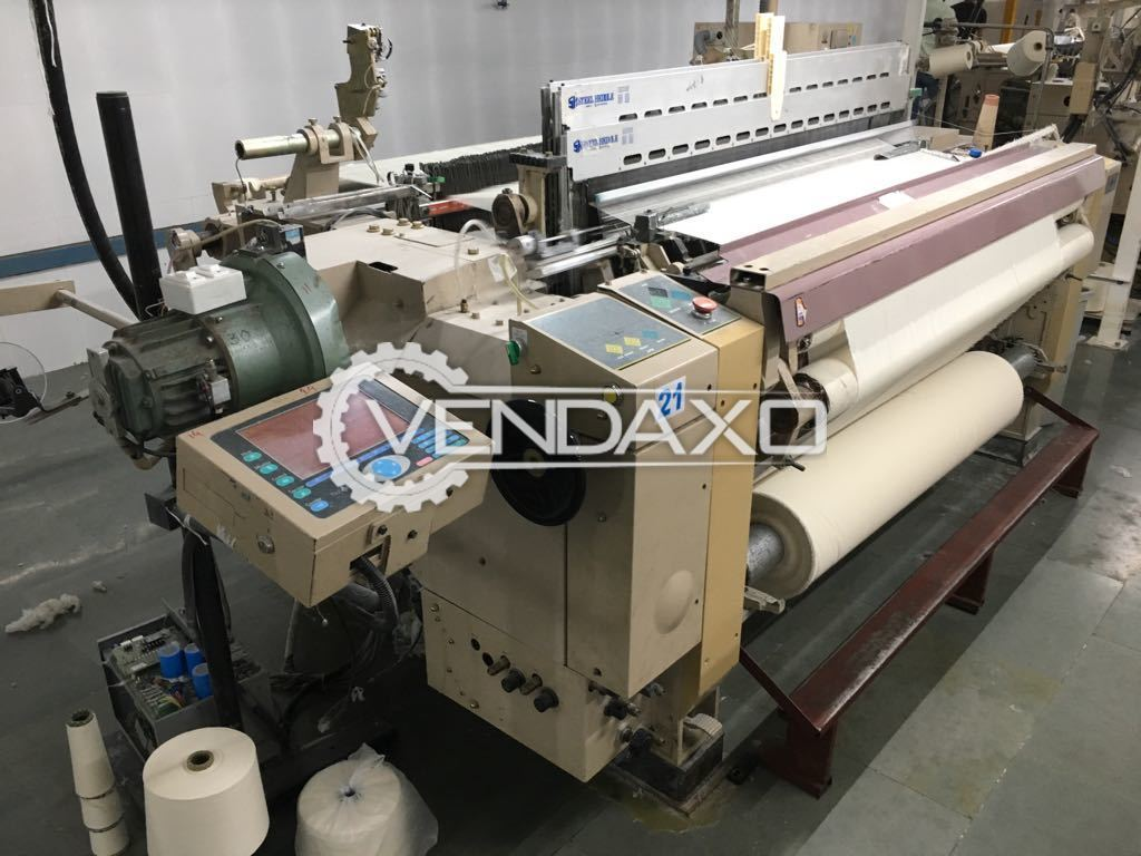 Tsudokama Airjet Loom Machine - 150 CM