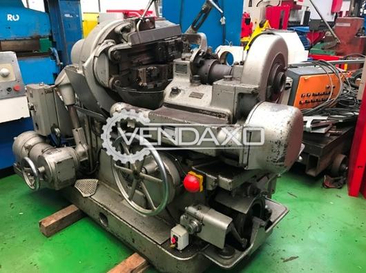 Gleason 12 Bevel Gear Generator - Max.Working Diameter : 433mm