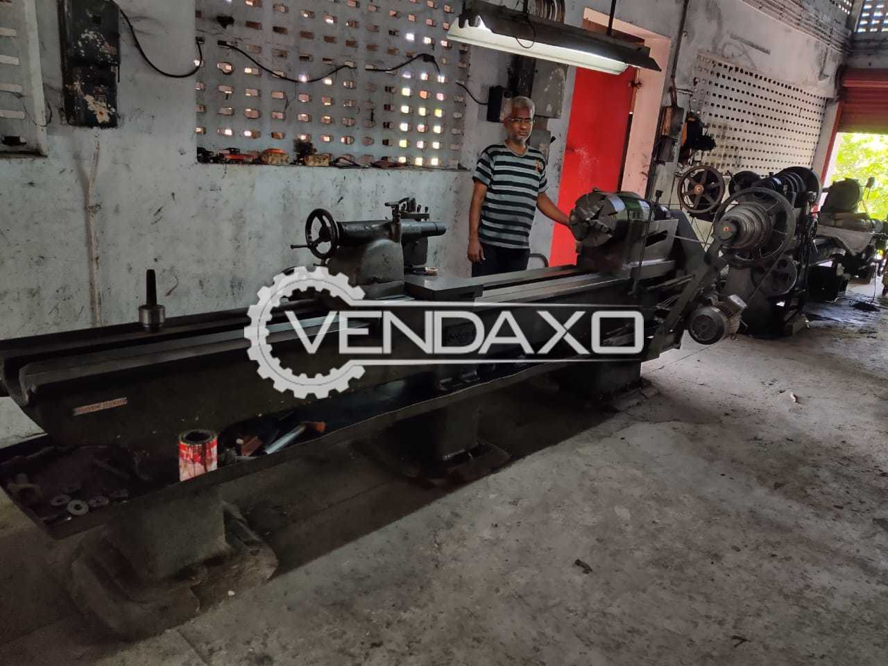 Available For Sale Lathe, Cylindrical Grinder, Mixing Mill, Welding, Baby Coal Boiler, Extruder, Lining, Compressor