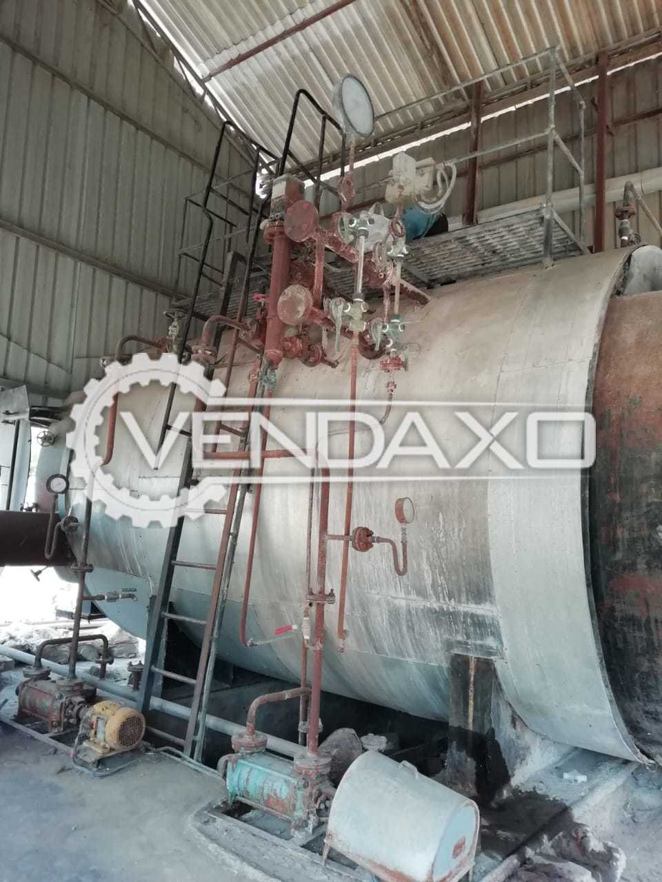 Veesons Boiler - 3 Ton