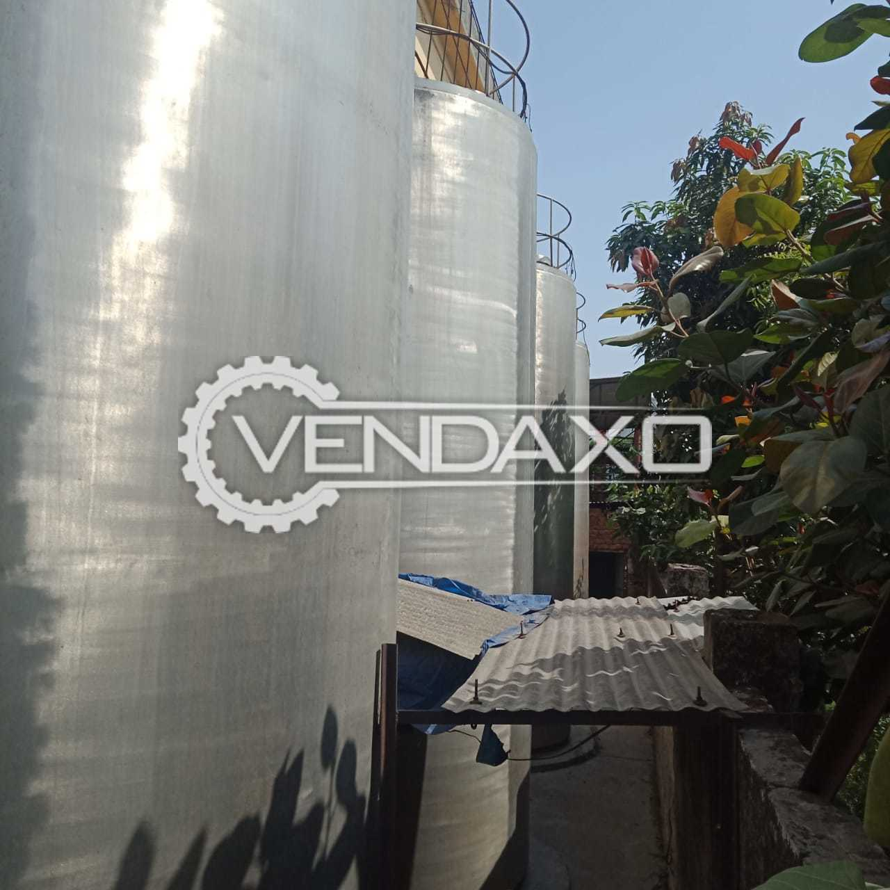 Available For Sale Milk Silo - 20000 Liter